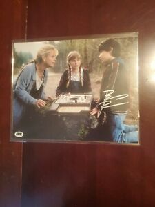 Jumanji Peter Signed By Bradley Pierce Bam Box Exclusive With C.O.A. $19.99