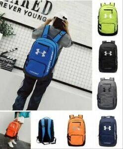 Under Armour UA Storm Hustle 2 Storm1 Backpack Water-Resist Laptop Camping Bag