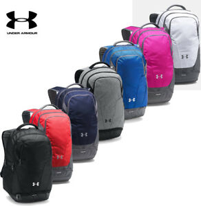Under Armour Hustle 3.0 Team Backpack School Bag NEW Authentic