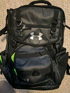 Under Armour Coalition Backpack Black
