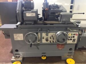 Cylindical Grinder Toyoda G0P32X50