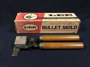 VINTAGE LEE BULLET MOLD .380 82 GRAMS ROUND BALLS WITH ORIGINAL BOX