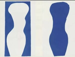"Matisse, Henri.  ""Formes"" 1947. From the Edition of 100 Outside of Jazz!"