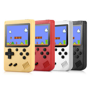 Classic 3.0 Inch Color TFT LCD Handheld Game Console Machine Built-in 500 Games