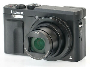 Panasonic Lumix DC-ZS70K 20.3MP 4K Digital Camera - Black