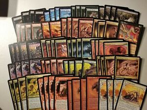 Magic the Gathering Sliver Collection of 191 Cards - Rares