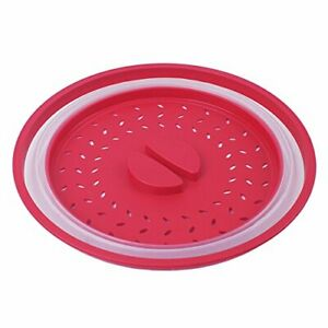 Food Fresh Cover Collapsible Microwave Cover BAP Free and Non toxic