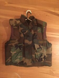 PASGT Vest Us Military Size large
