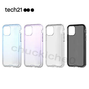 New Original Tech21 Pure Clear Case for Apple iPhone 11 & 11 Pro & 11 Pro Max