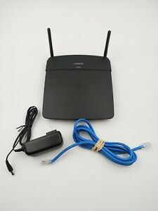 Linksys  EA6100 AC1200 Wi-Fi Wireless Dual-Band+ Router Smart Wi-Fi App Enabled