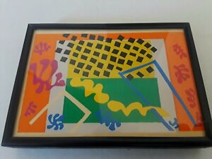 Authentic THE CODOMAS 1944 by Henri Matisse. Own famous art buy now .. $200.00