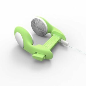 Octopus Freediving Nose Clip Accessory  Lime  White
