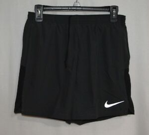 Nike Men's 5'' Flex Challenger AnthraciteBlk Running Shorts (AH8149-060) M