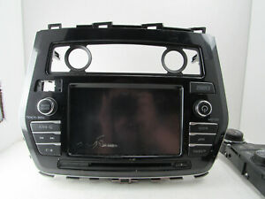15 16 17 Nissan Maxima BOSE Apple Carplay GPS Navigation AM FM XM Receiver 0520