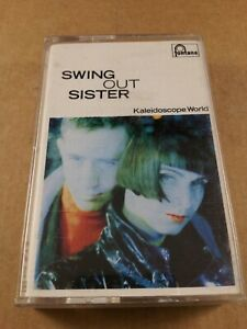 Swing Out Sister : Kaleidoscope World : Vintage Tape Cassette Album from 1989