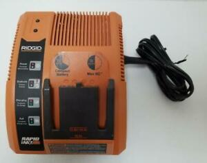 Ridgid 140276001 Rapid Max 12v 14.4v 18v NiCd Battery Charger