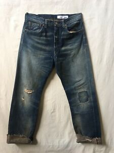 LVC Levis Vintage Clothing Made In Turkey Selvedge Denim (Limited Edition)