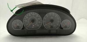 Speedometer Cluster MPH Sequential Manual Fits 2004 BMW M3 62117894385 OEM
