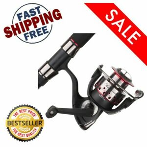 Shakespeare Ugly Stik GX2 Spinning Reel And Fishing Rod Combo 7'0