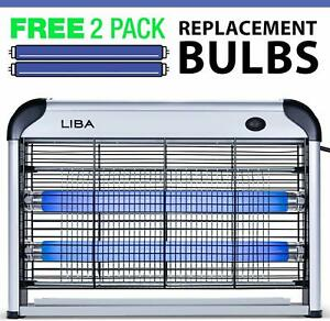 Indoor Bug Zapper Electric Insect Fly Pest Bug Gnat and Mosquito Trap