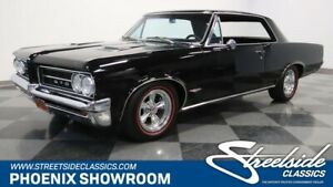 1964 Pontiac GTO -- PHS V8 Manual Documented Kline Classic Vintage Collector Goat Tri-Power Restored