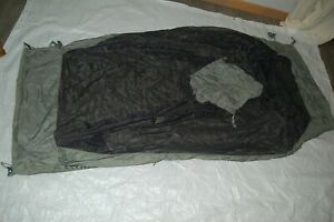 USGI MILITARY LITEFIGHTER SINGLE PERSON REPLACEMENT TENT ONLY NICE GREEN LOT B