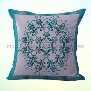 decor pillows boho mandala yoga meditation cushion cover