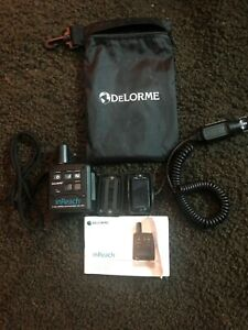 DeLorme inReach 1.5 Android & iOS 2-Way Satellite Communicator With GPS