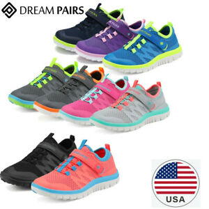 DREAM PAIRS Children Sports Kids Shoes Boys Girls Running Sneakers Athletic $13.29