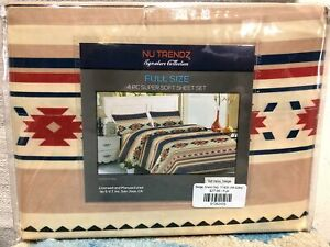 3pc Super Soft Beige Sheet Set (17426)