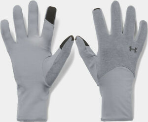 NWT Under Armour Storm Women's ColdGear Water Resistant Gloves Tech Touch