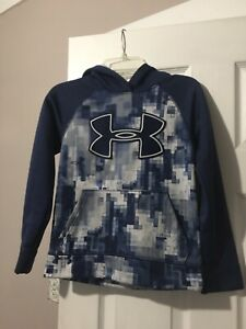 Lot Of 3 Under Armour Sweatshirts With Hoodies Very Warm for Winter Season. $40.00