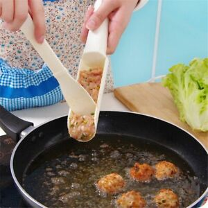 Meatball Maker Convenient Scoop Useful Pattie Fish Burger Cooking Kitchen Tool