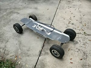 Eglide AT used electric skateboard good condition