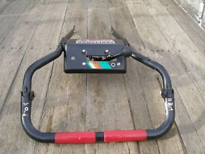 1992 Craftsman 524 Trac Drive Snowblower Handlebar w/ Levers Cable Noma OEM Good