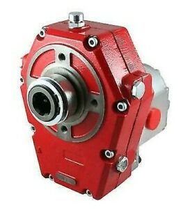Galtech Hydraulic PTO Gearbox with Group 3 Pump Cast Iron $815.73