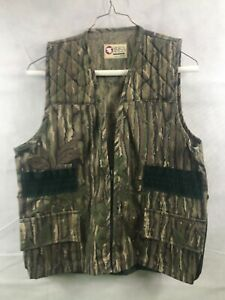 Field And Stream Hunting Vest Camo Vest Youth Large (1618) Excellent Free Ship