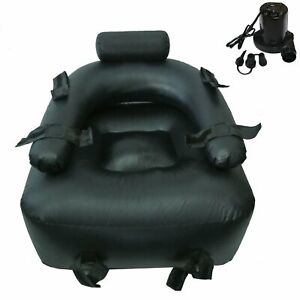 Home Use Inflatable Forbidden Love Sofa For Adult Games Air Chair