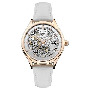 Ingersoll Vickers Automatic Skeleton Watch I06301 NEW $110.00