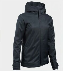 NWT Under Armour Womens ColdGear Infrared Sienna 3 in 1 Black Jacket XS NWT $199 $59.99