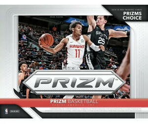 2019-20 PRIZM CHOICE BOX! ASIAAUS EXCLUSIVE! ZION! PRESALE  - SHIPS FROM US!