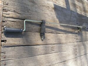 1992 Craftsman 524 Trac Drive Snowblower Auger Chute Rotate Rod  Noma OEM Good