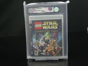 PS3 - LEGO Star Wars: The Complete Saga - Black Label [VGA 80]