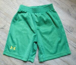 Toddler Boy's Green Under Armour Athletic Shorts Size 2T Boys 2 T