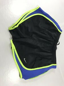Nike Dri Fit Womens Size S Running Shorts Athletic Work Out Shorts Lined