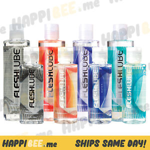 FleshLube WaterFireIce💕Personal Water Based Warming  Cooling Lubricant USA