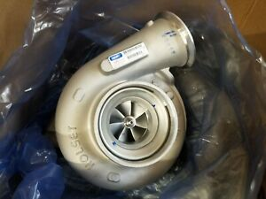 GENUINE CUMMINS HOLSET HX55 P4089754 Turbo charger Cummins ISX NEW