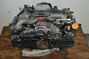 JDM 00-05 SUBARU EJ20 SOHC 2.0L REPLACEMENT EJ25 IMPREZA FORESTER OUTBACK-ENGINE