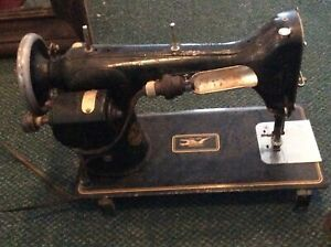 Antique Sewing Machine $35.00