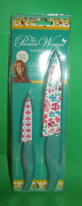 The Pioneer Woman Gorgeous Knife Cutlery Set 2 Knives w/Guards
